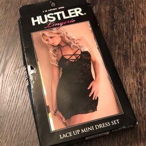 Hustler lingerie new w box